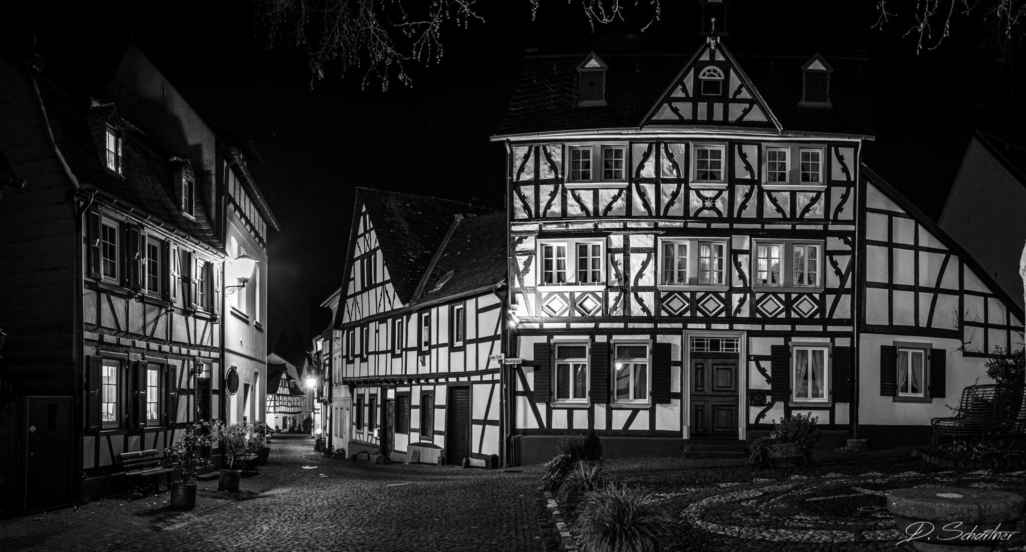 Erpel old village, Germany