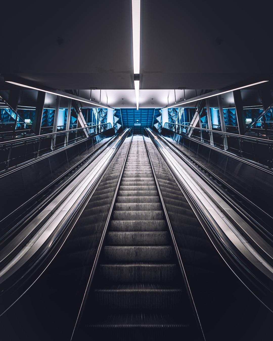 Frankfurt Flughafen Terminal 1, Germany