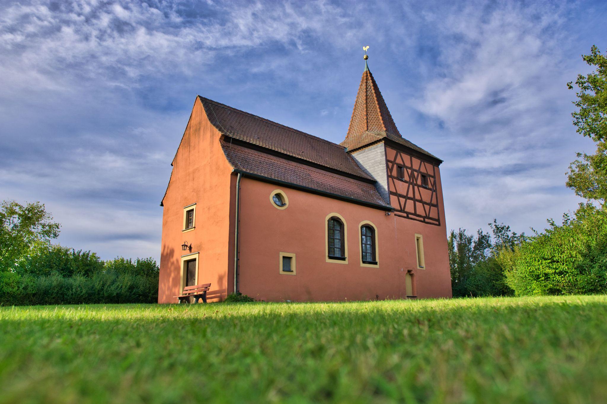 Mauritiuskirche Burghaslach, Germany