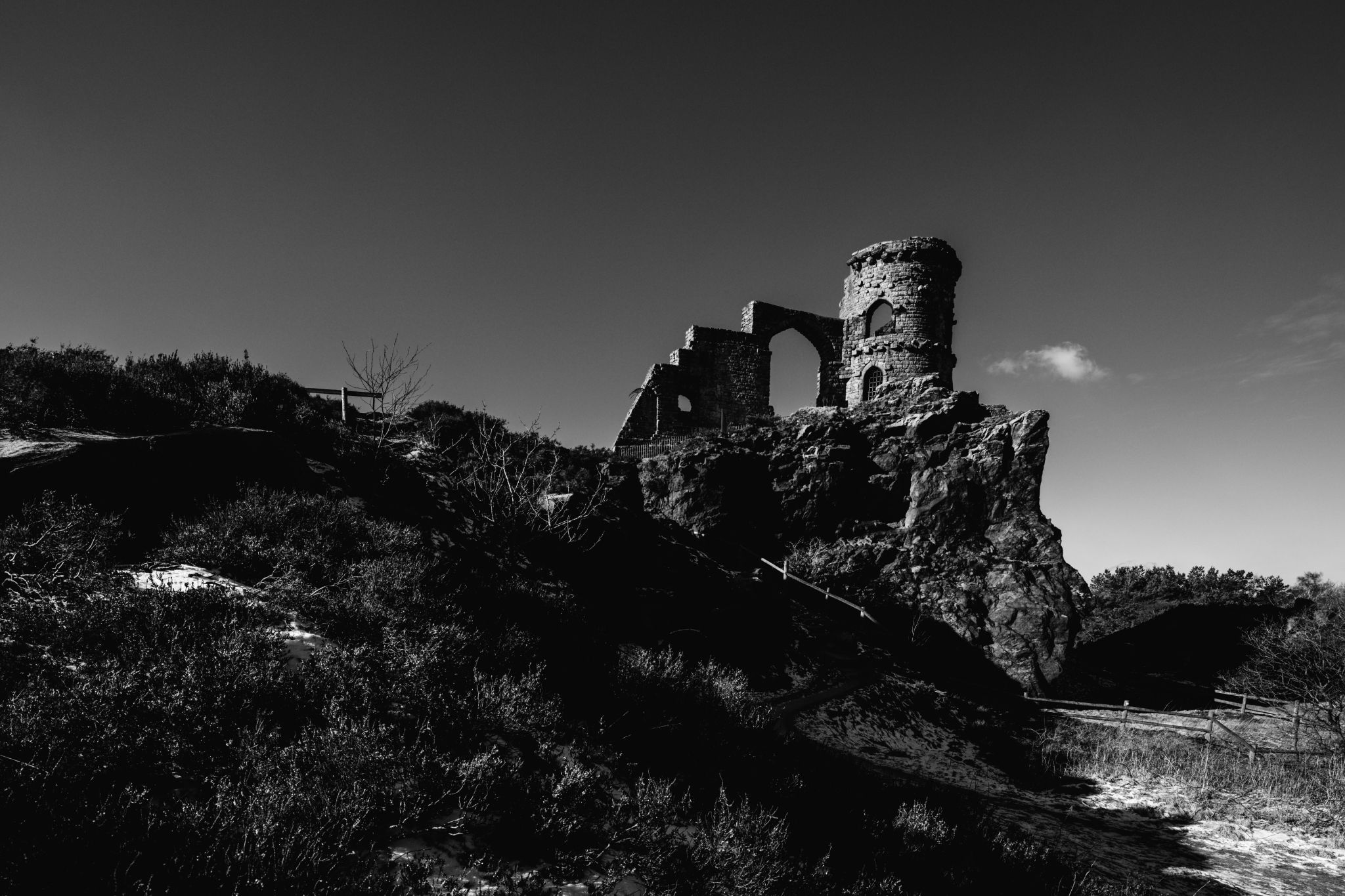 Mow Cop Castle, United Kingdom