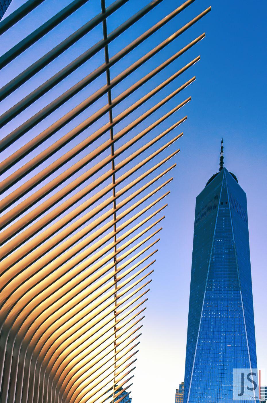 One World Trade Center, USA