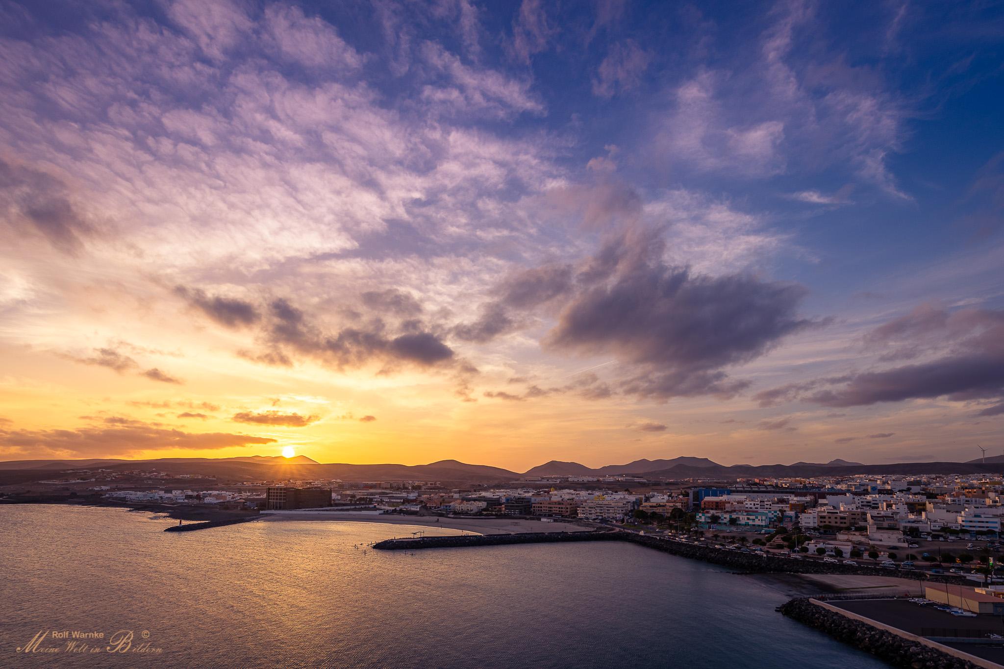 Puerto del Rosaario, Spain