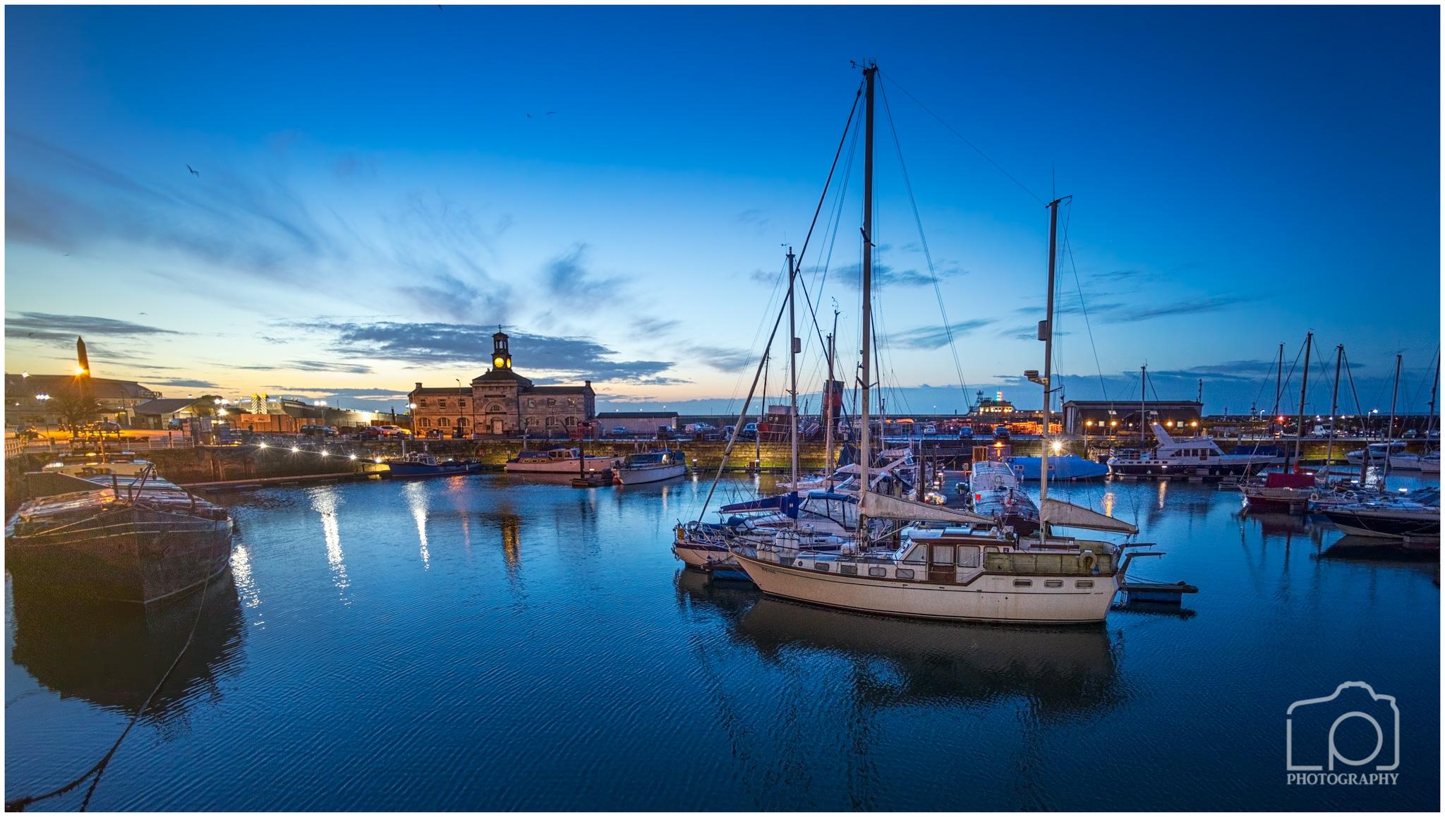 Ramsgate Harbour, United Kingdom
