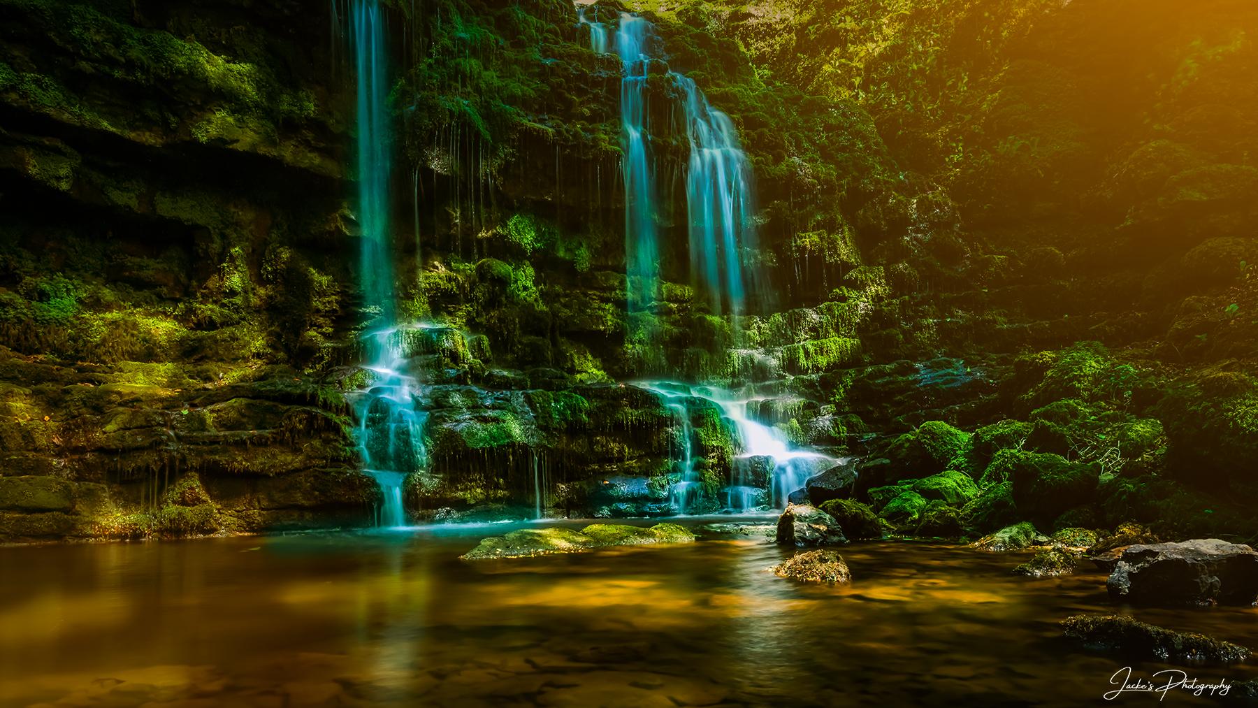 Scaleber Force Waterfall, United Kingdom