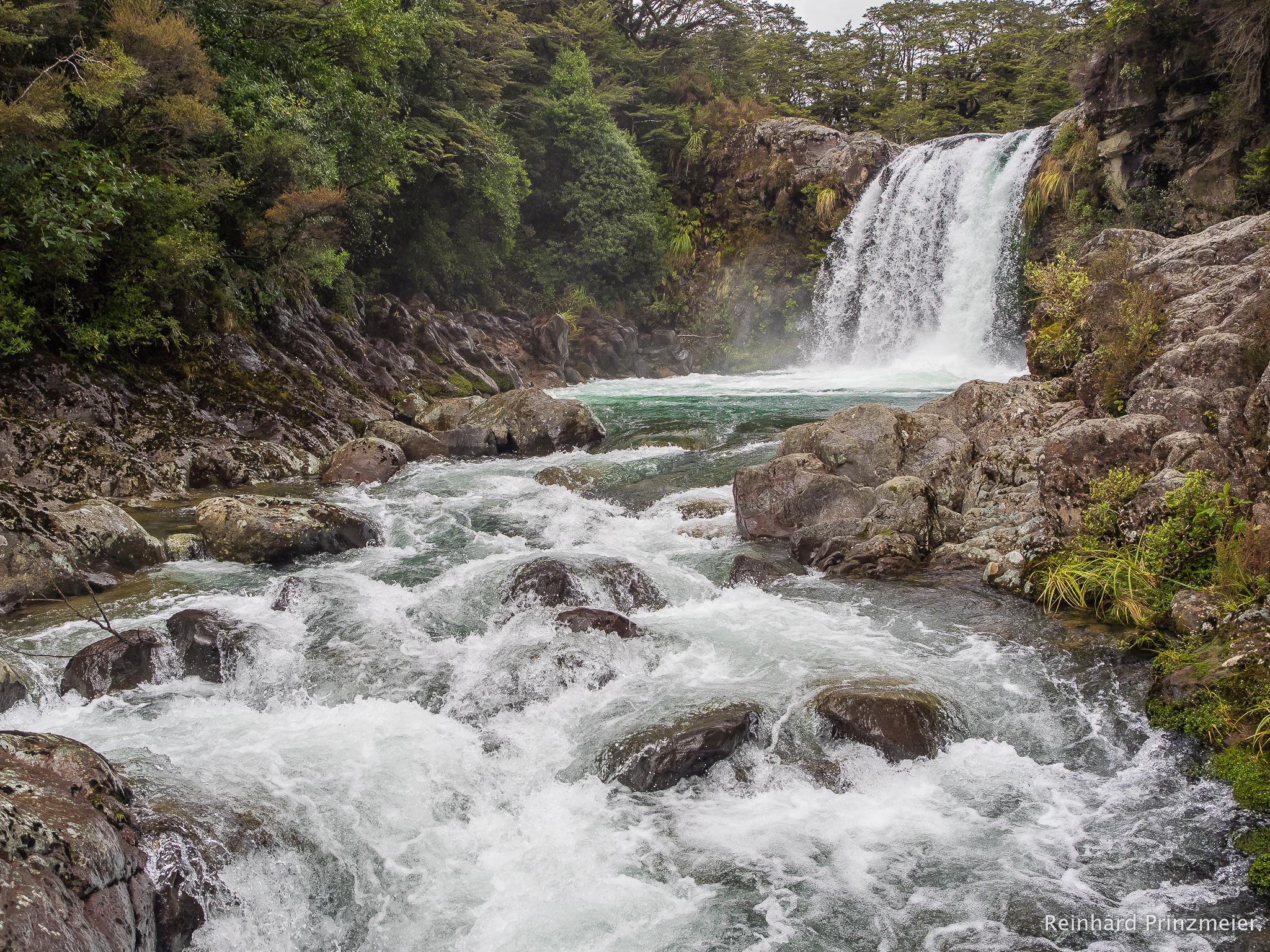 Tawhia Falls, New Zealand