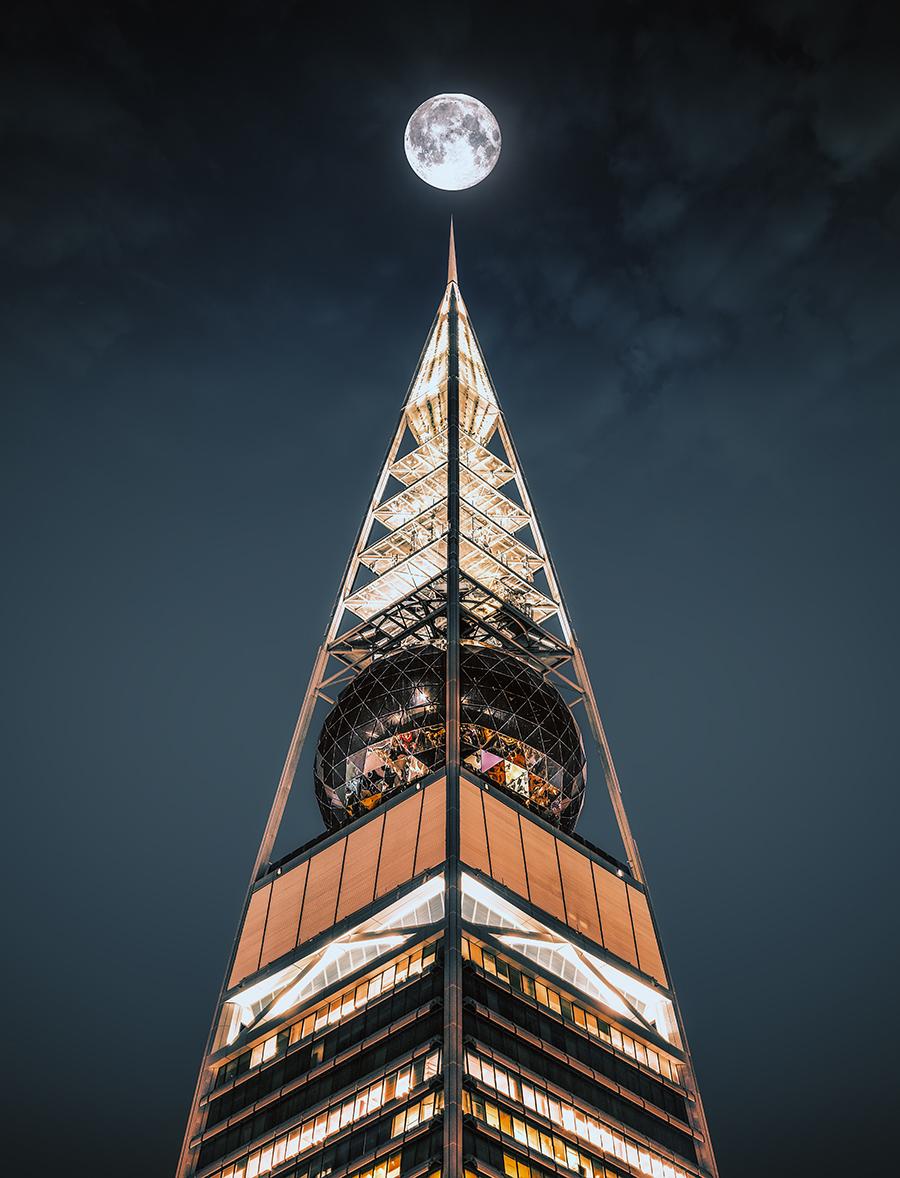 Al Faisaliyah Tower, Saudi Arabia