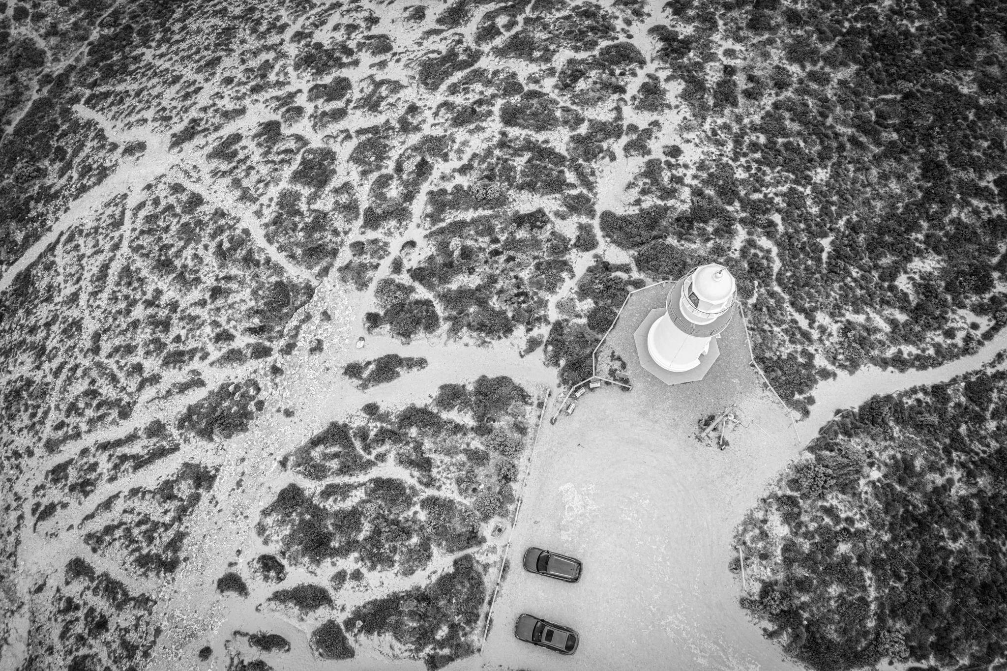 Corny Point lighthouse Yorke Peninsula South Australia, Australia