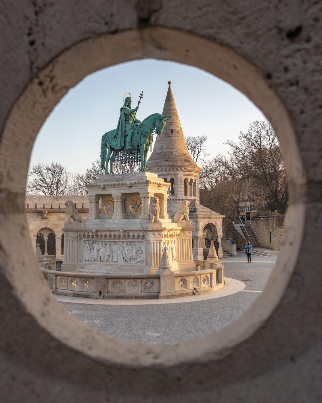 Fisherman's Bastion Budapest, Hungary