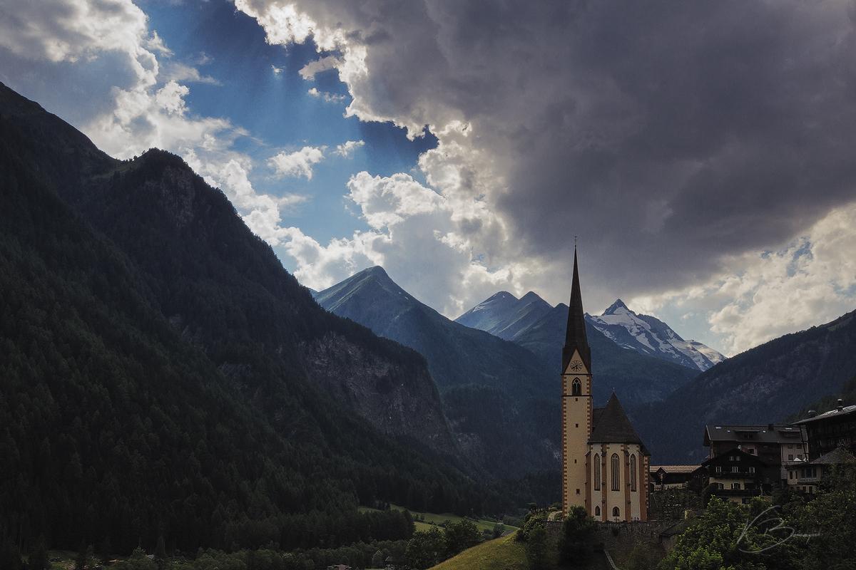 Heiligenblut am Großglockner, Austria