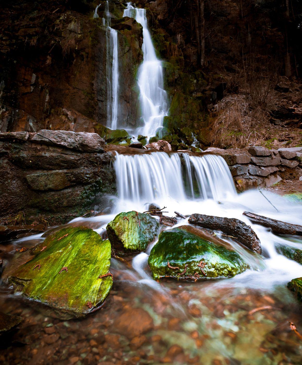 Königshütte Wasserfall, Germany