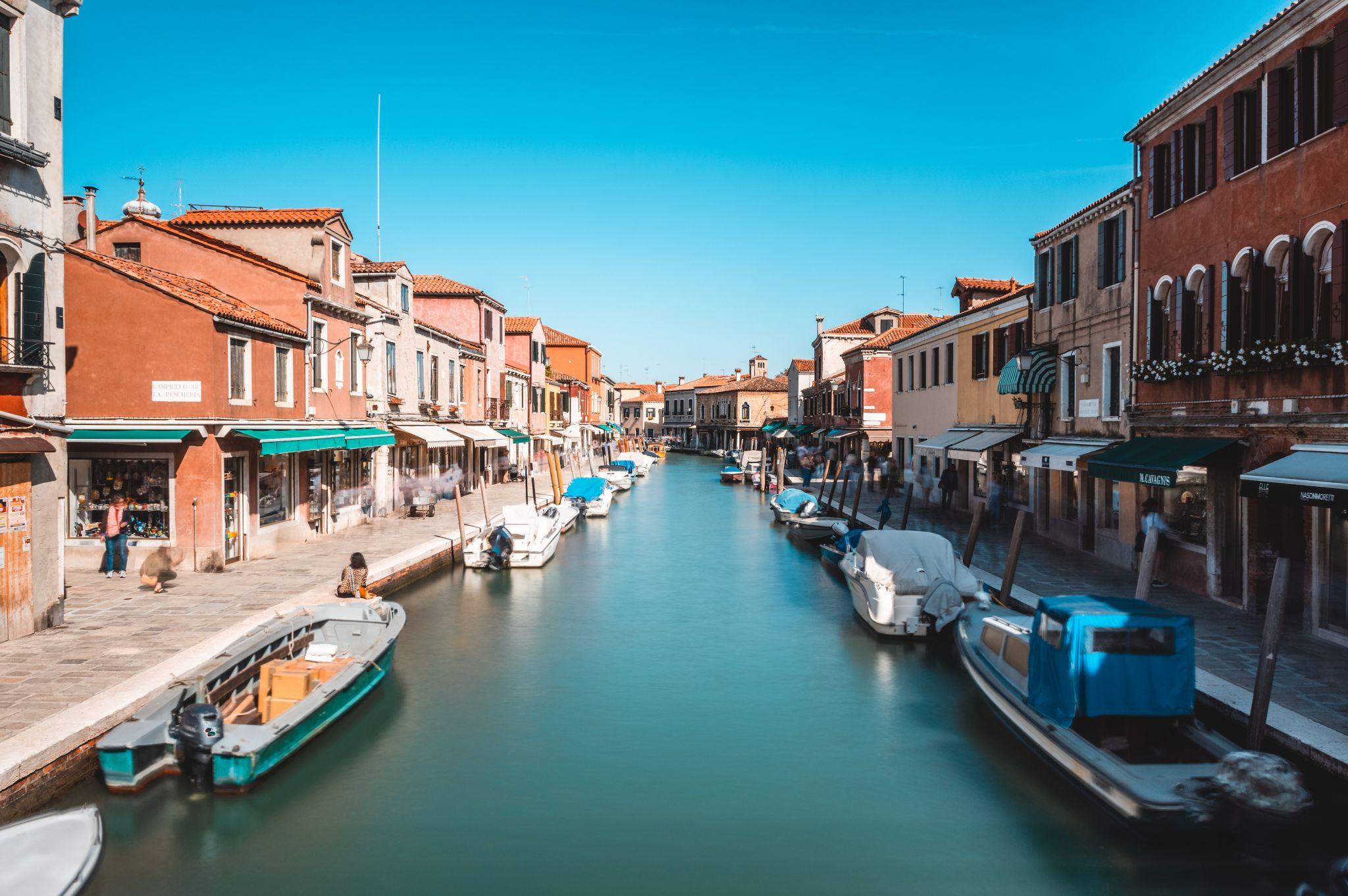 Rio dei Vitari - Murano, Italy