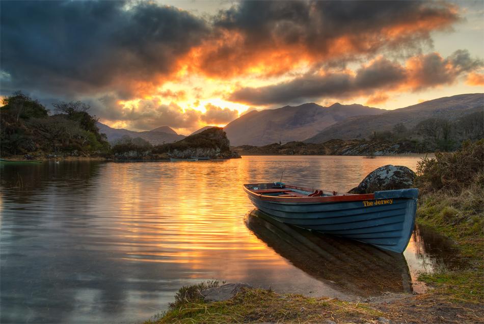 Upper Lake, Killarney, Ireland