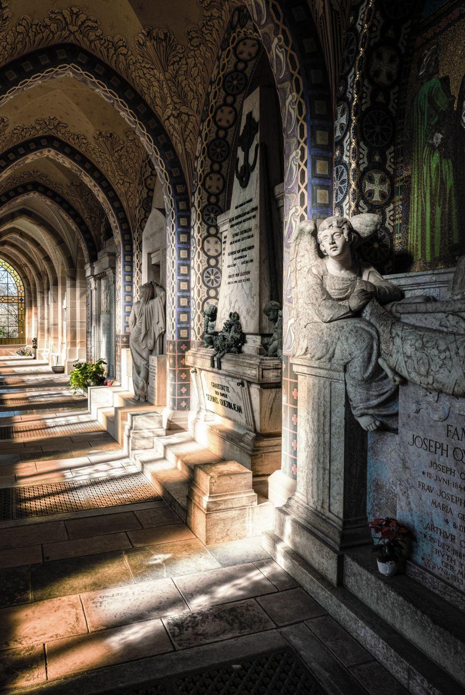 Westfriedhof Aachen, Germany