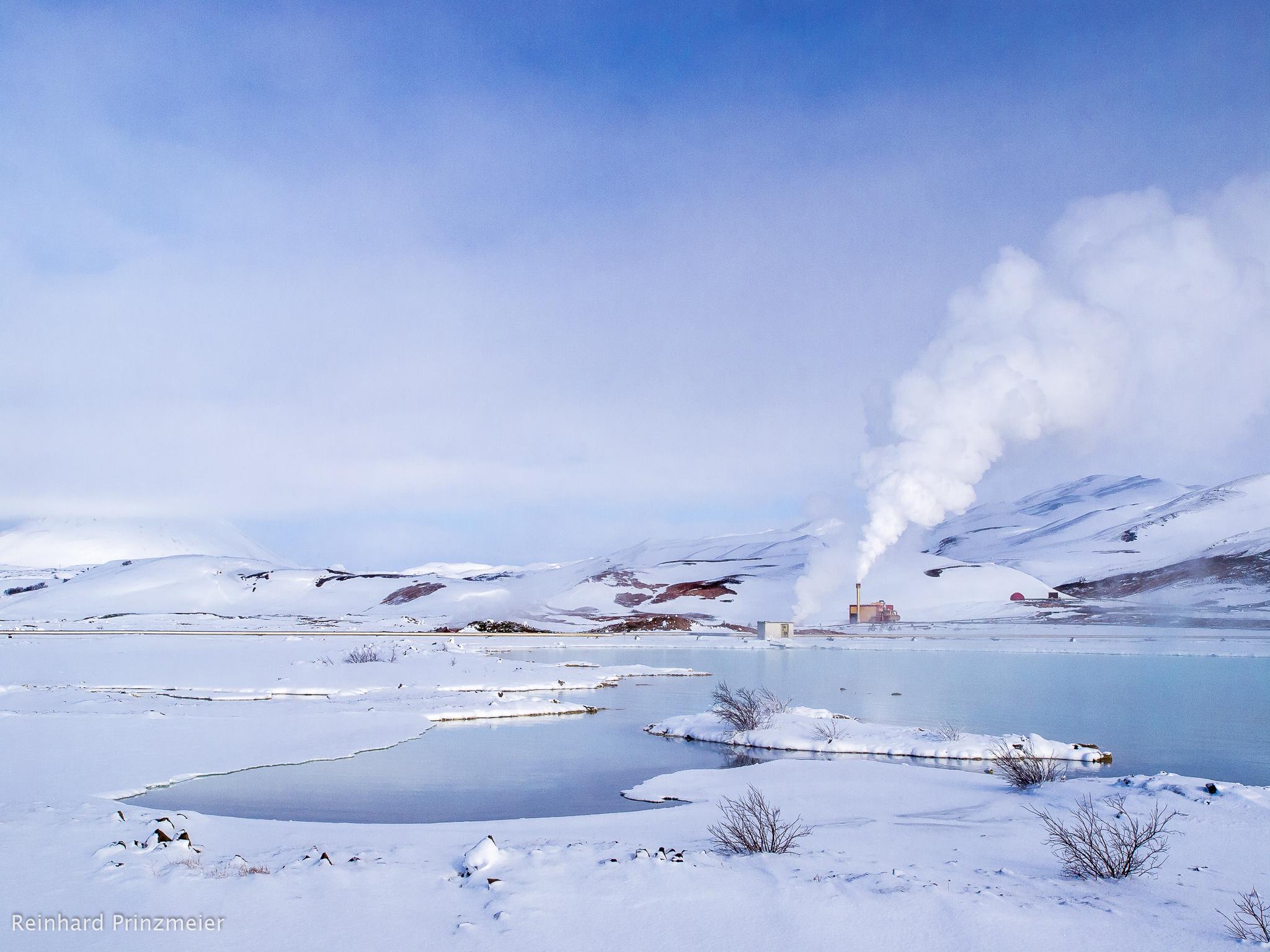 Bjarnaflag Geothermal Area, Iceland