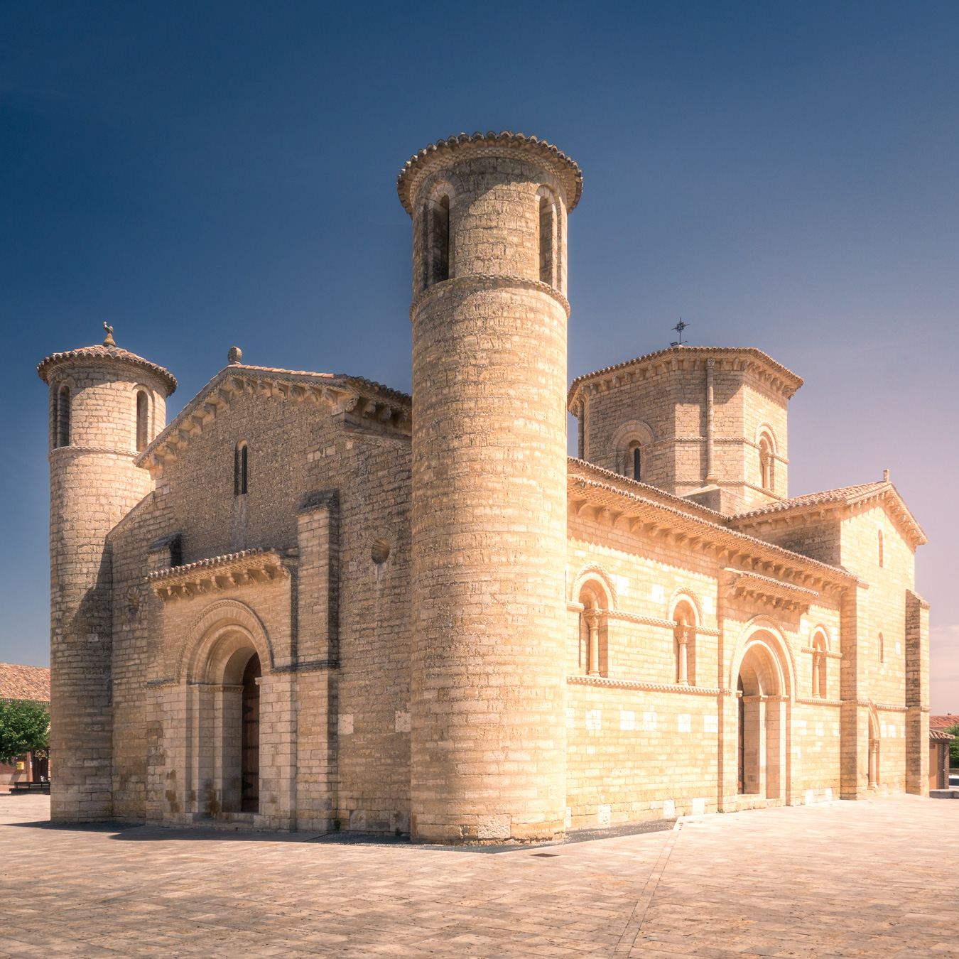 Church of St Martin de Tours, Spain