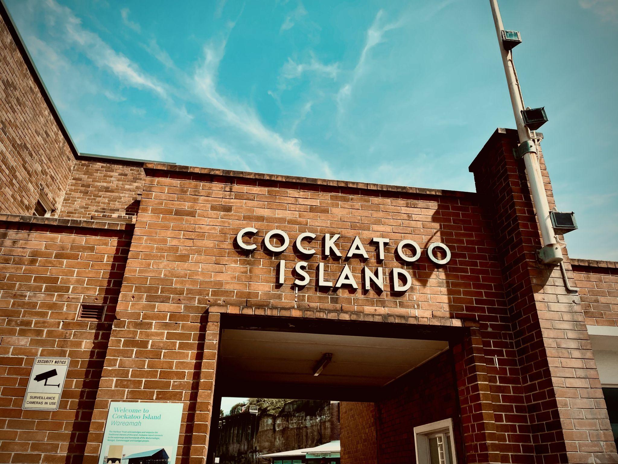 Cockatoo Island, Australia