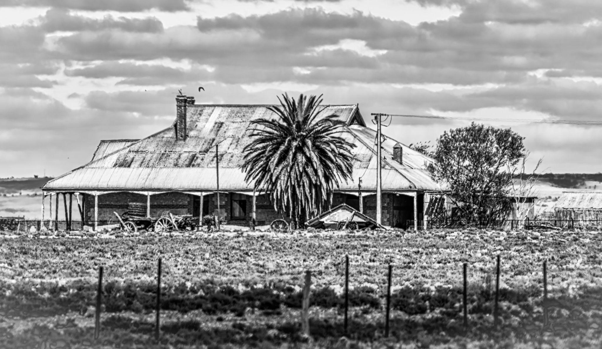 Homestead, Port Wakefield, South Australia, Australia