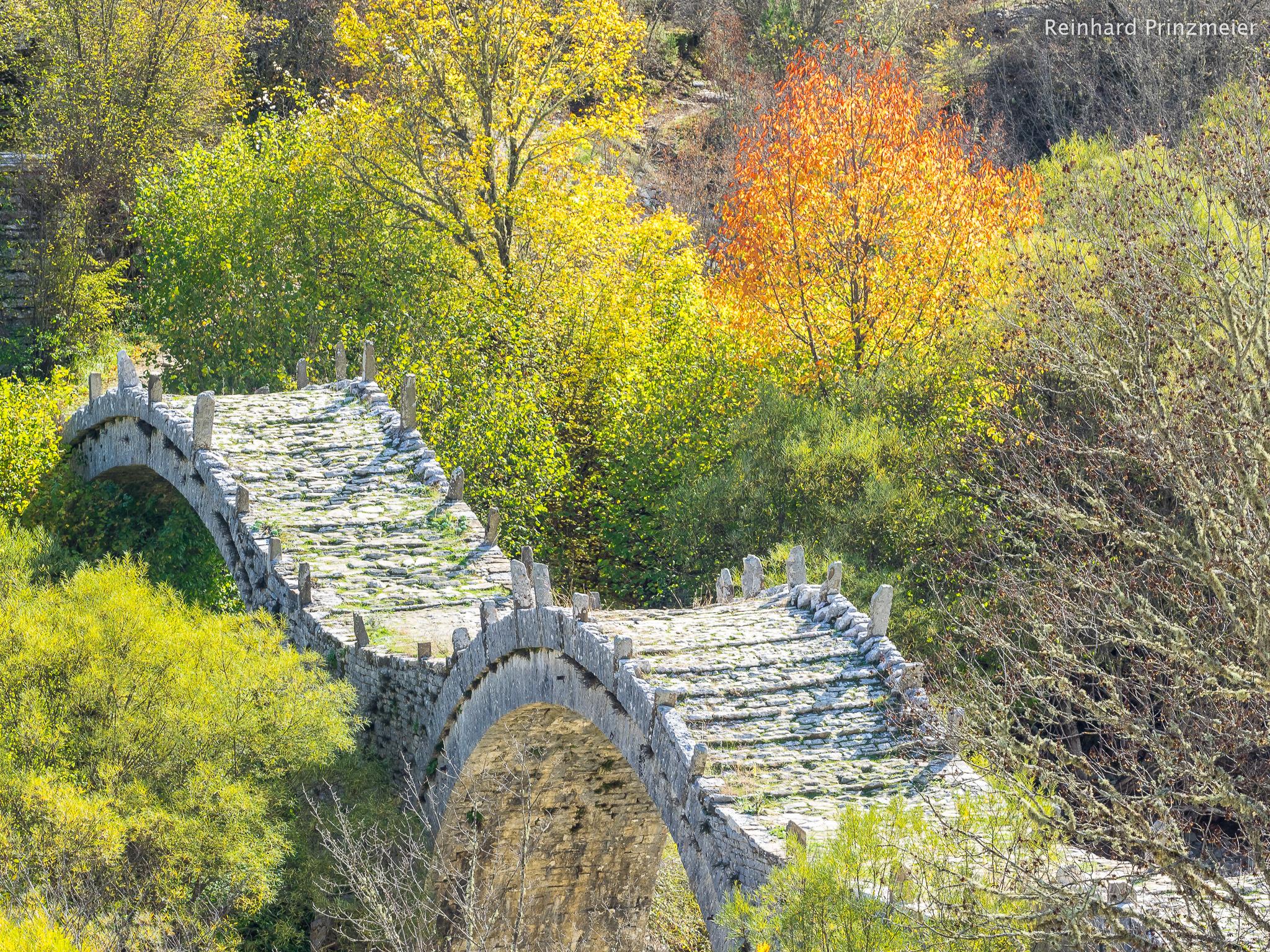 Kalogeriko Bridge, Greece