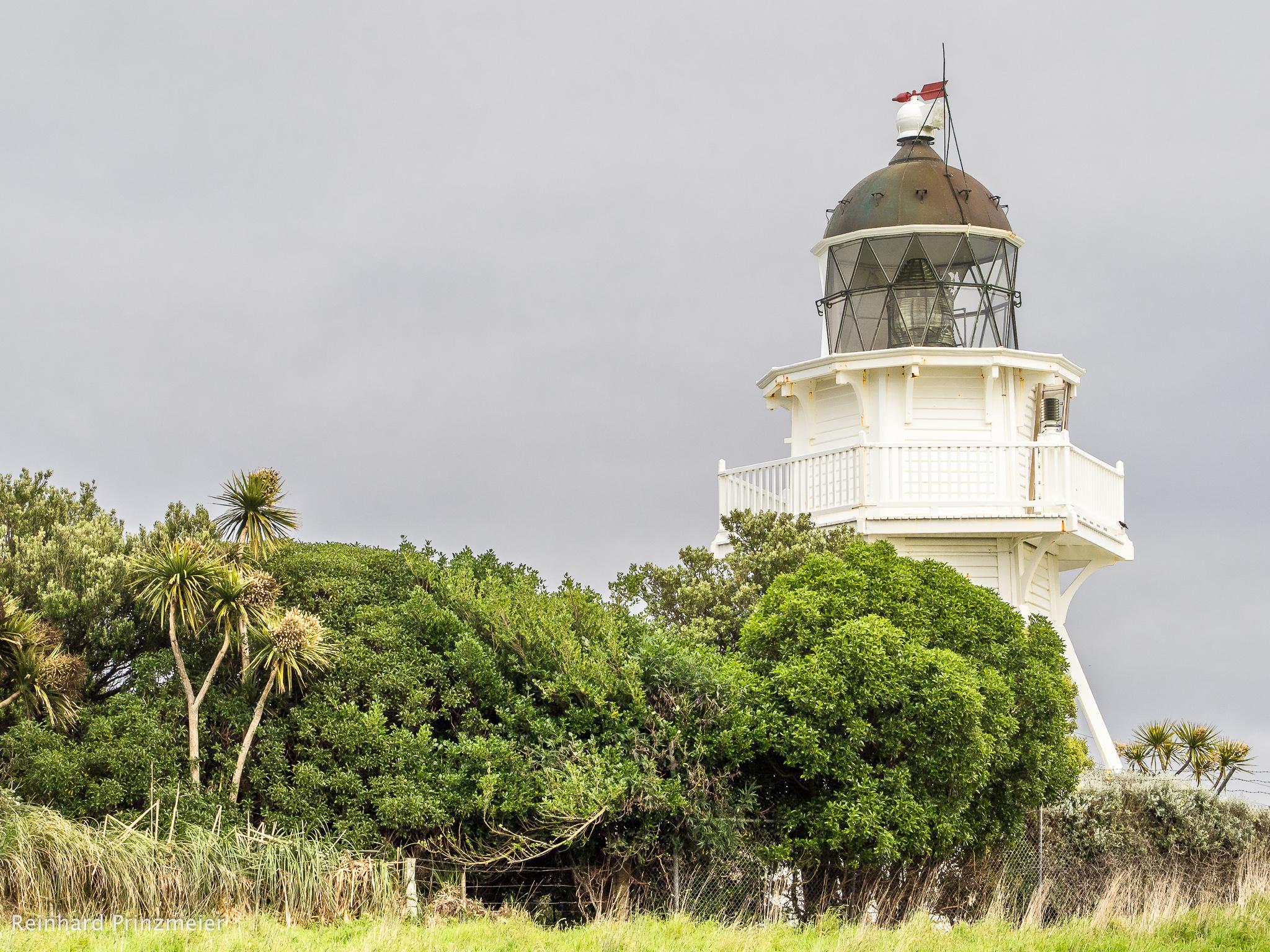 Katiki Point Lighthouse, New Zealand