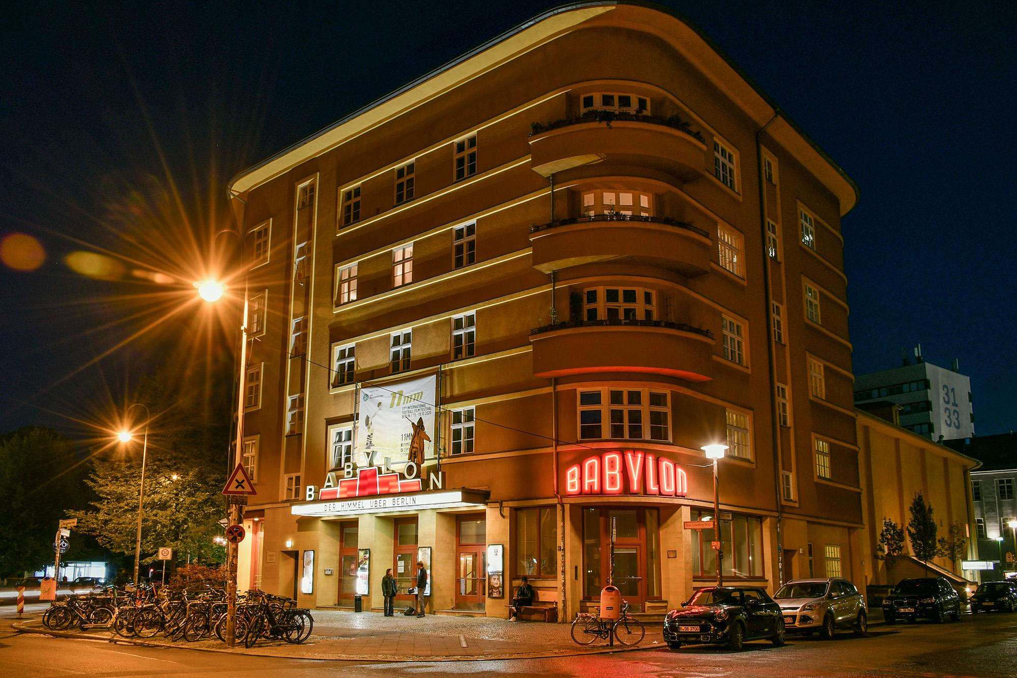 Kino Babylon, Germany