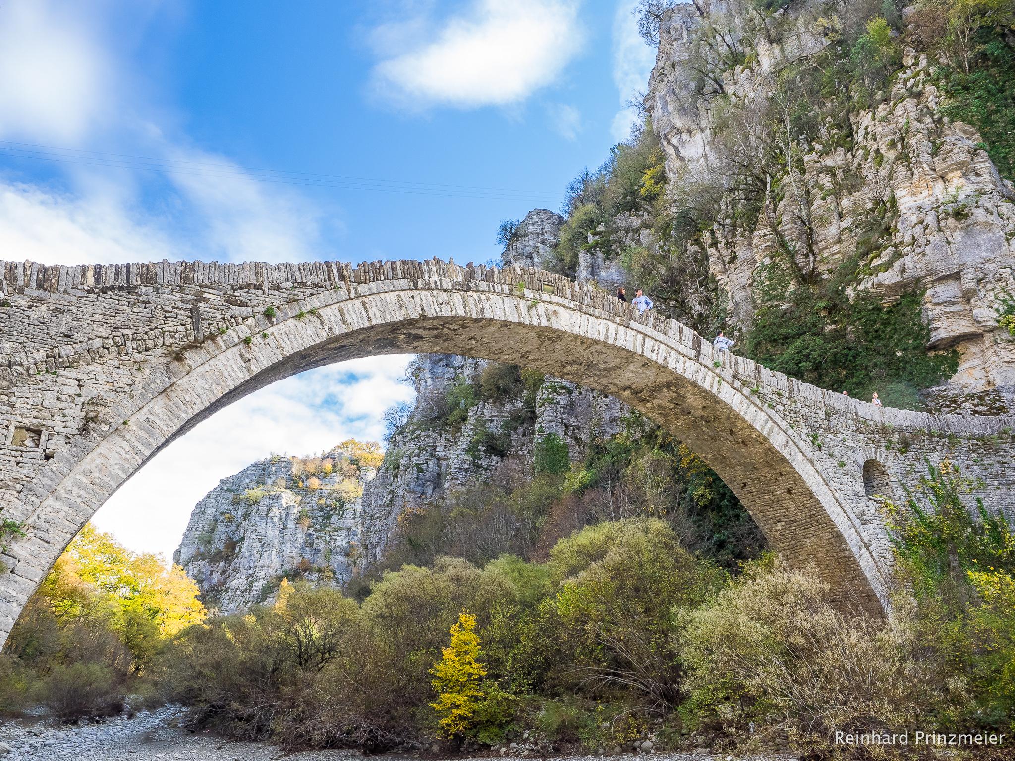 Kokkorou Bridge, Greece