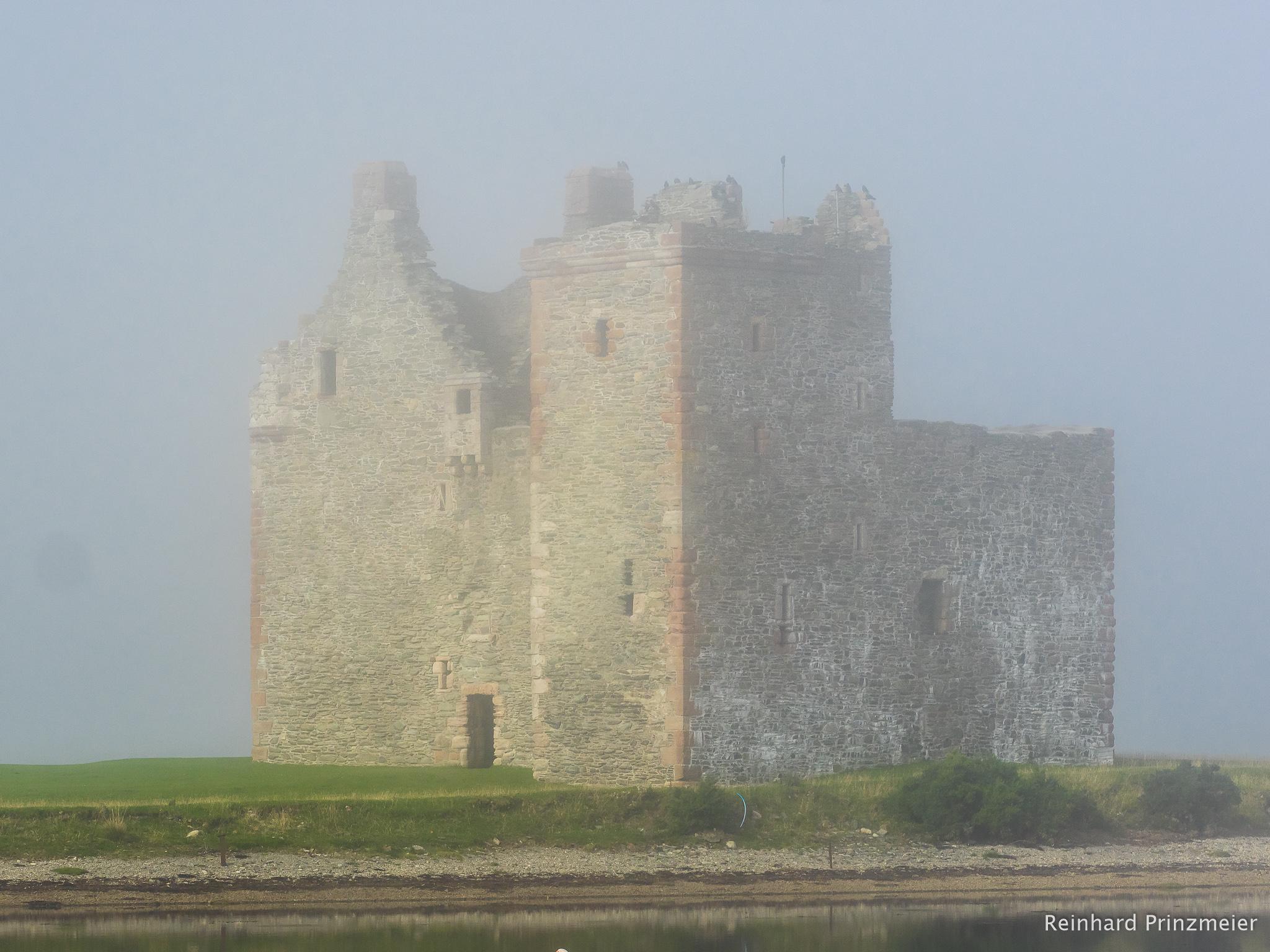 Lochranza Castle, United Kingdom