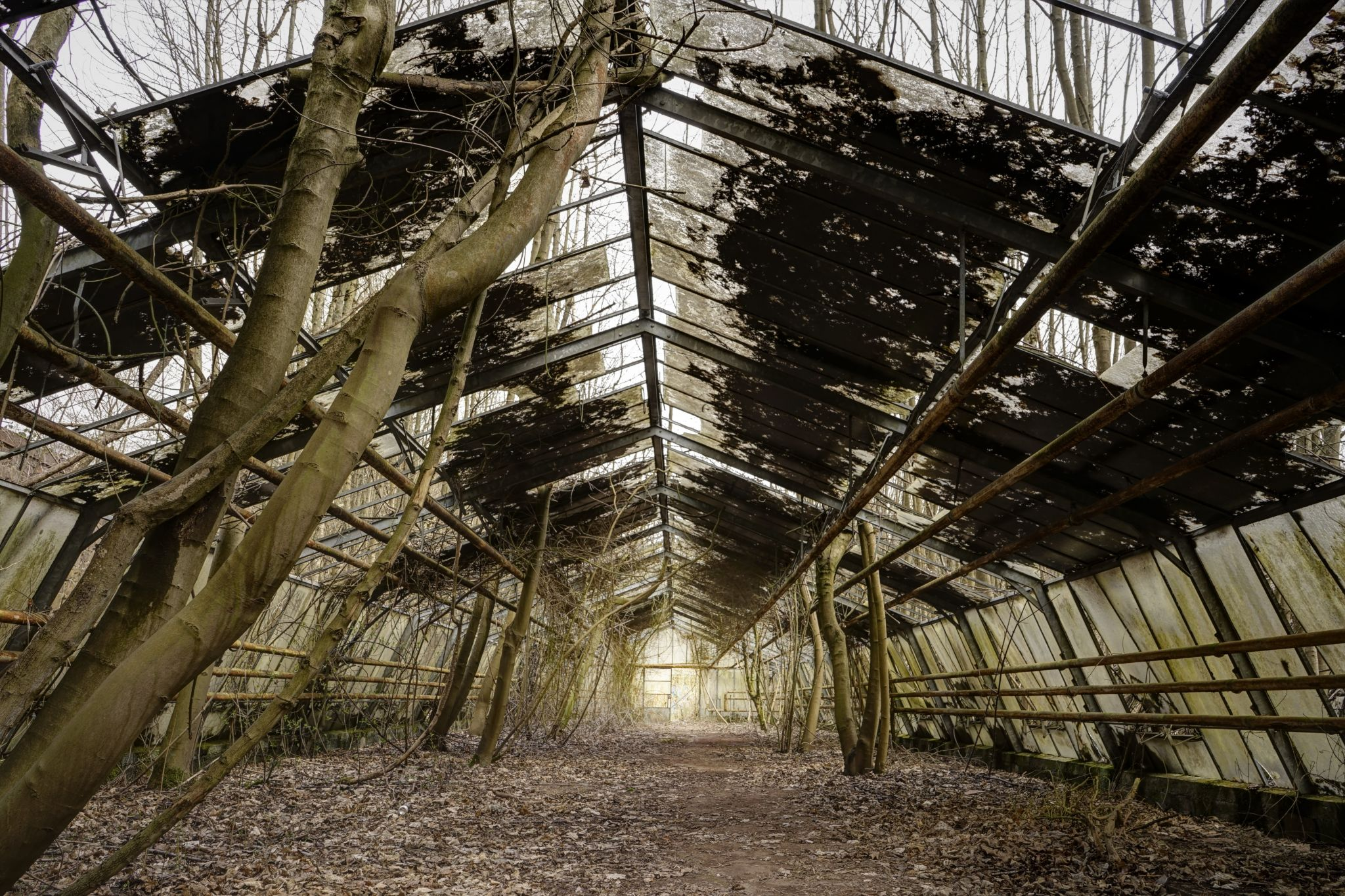 Lost Place Ramholz, Germany