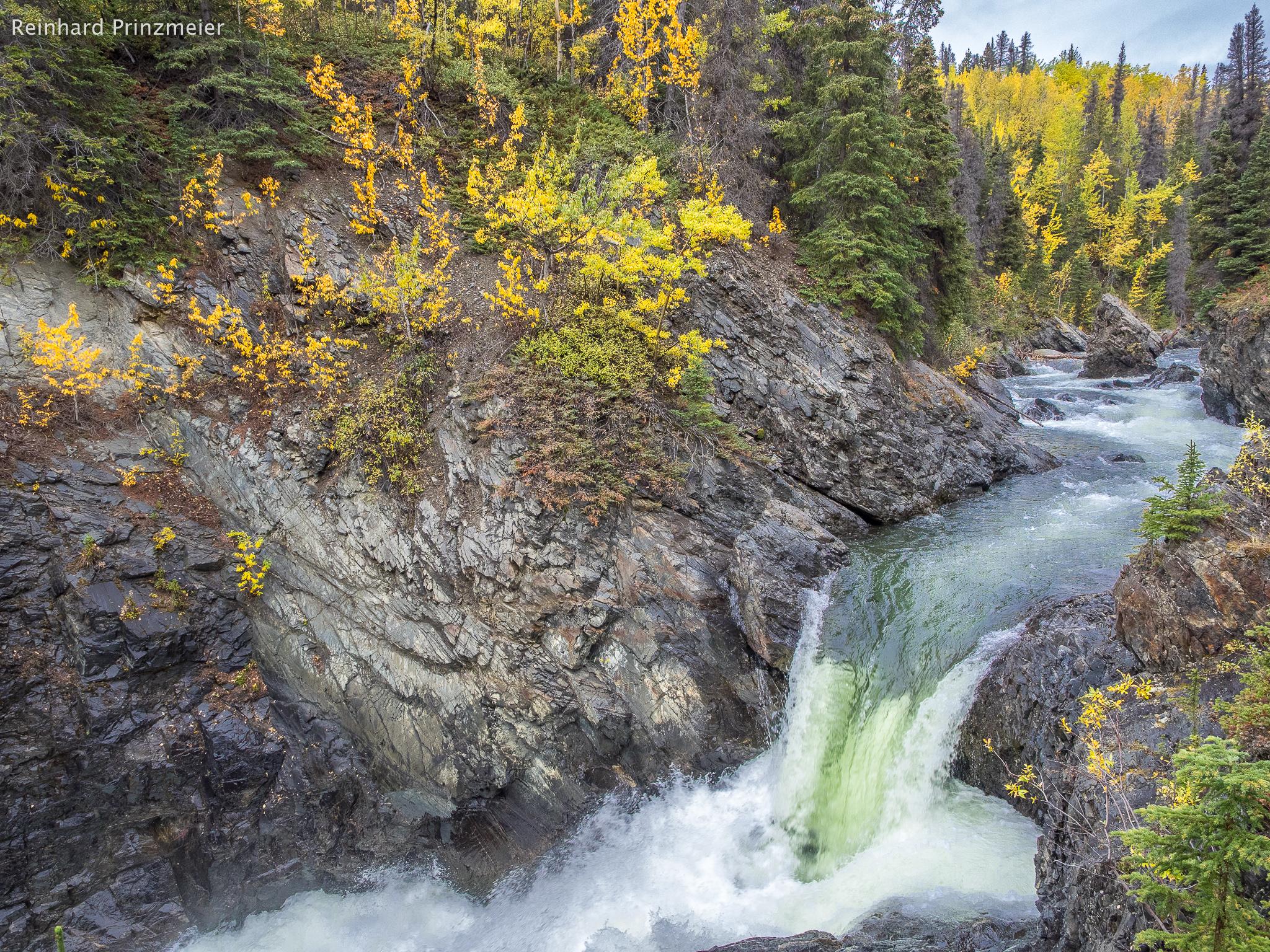 Million Dollar Falls, Canada