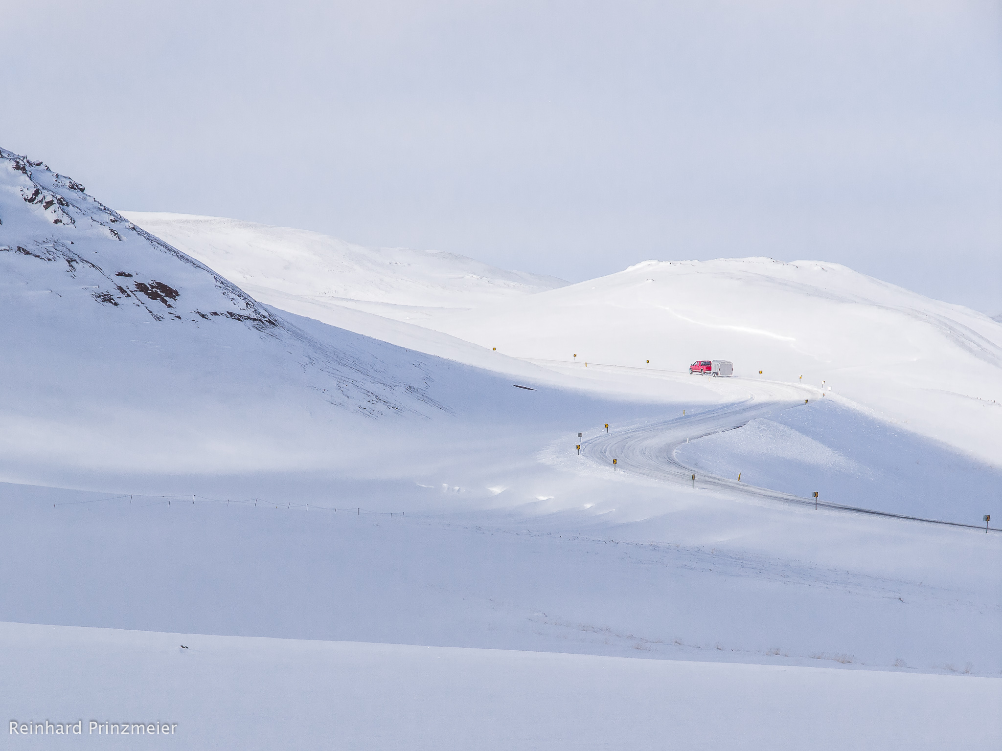 Namaskarð mountain pass, Iceland