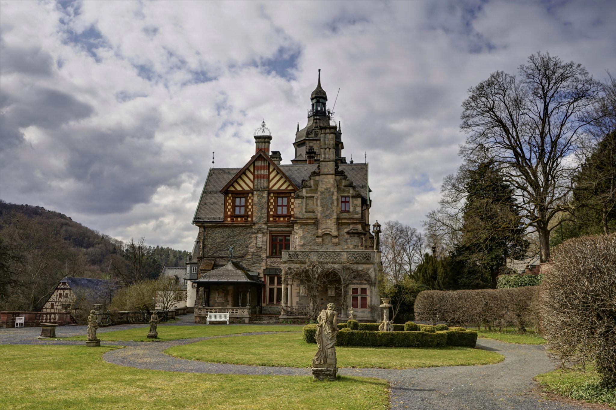 Ramholz Castle, Germany
