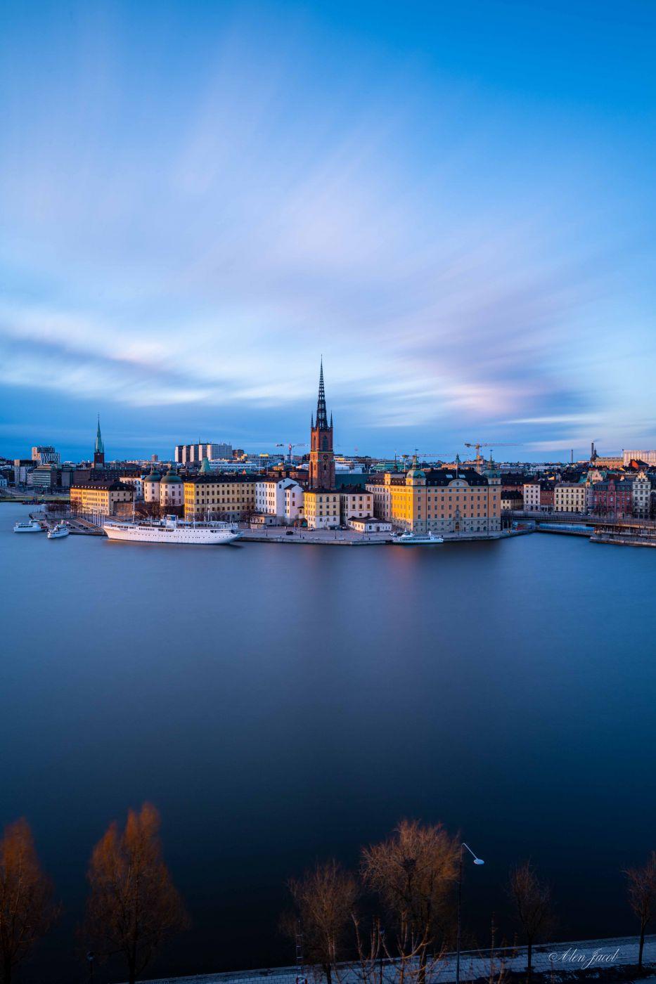 Ridarholmen, Sweden