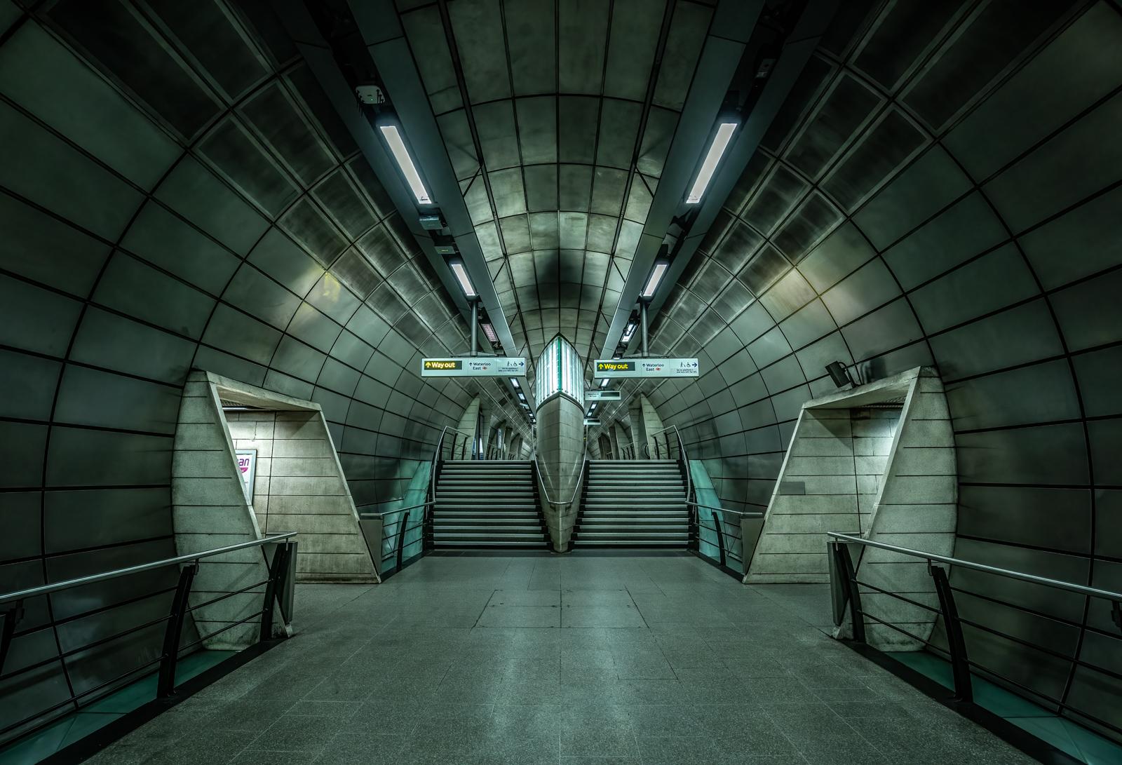 Southwark Station, London, United Kingdom