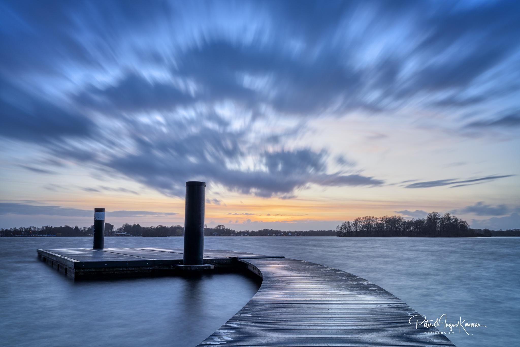 Steiger Paterswoldsemeer, Netherlands