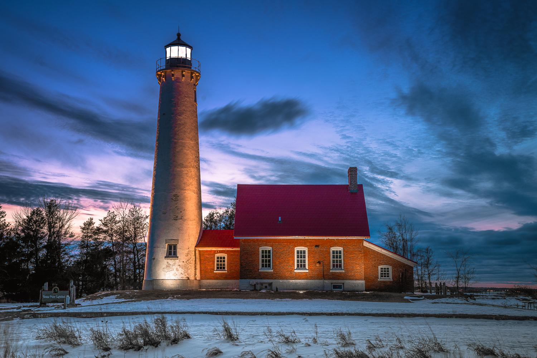 Tawas Point Lighthouse, USA
