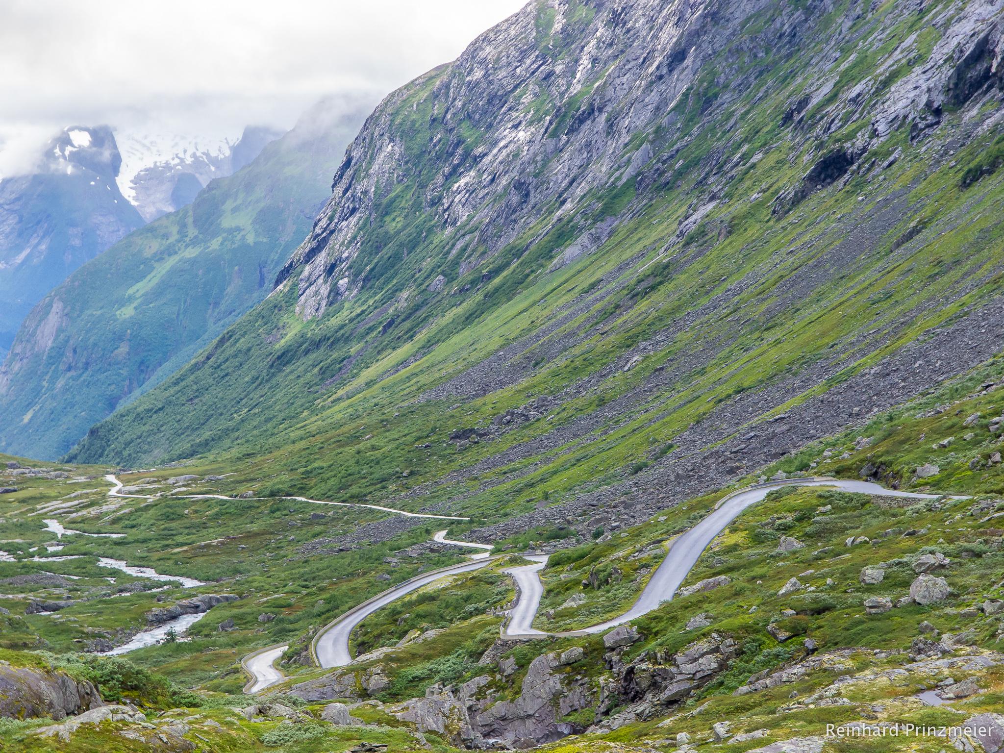 Videdalen valley, Norway
