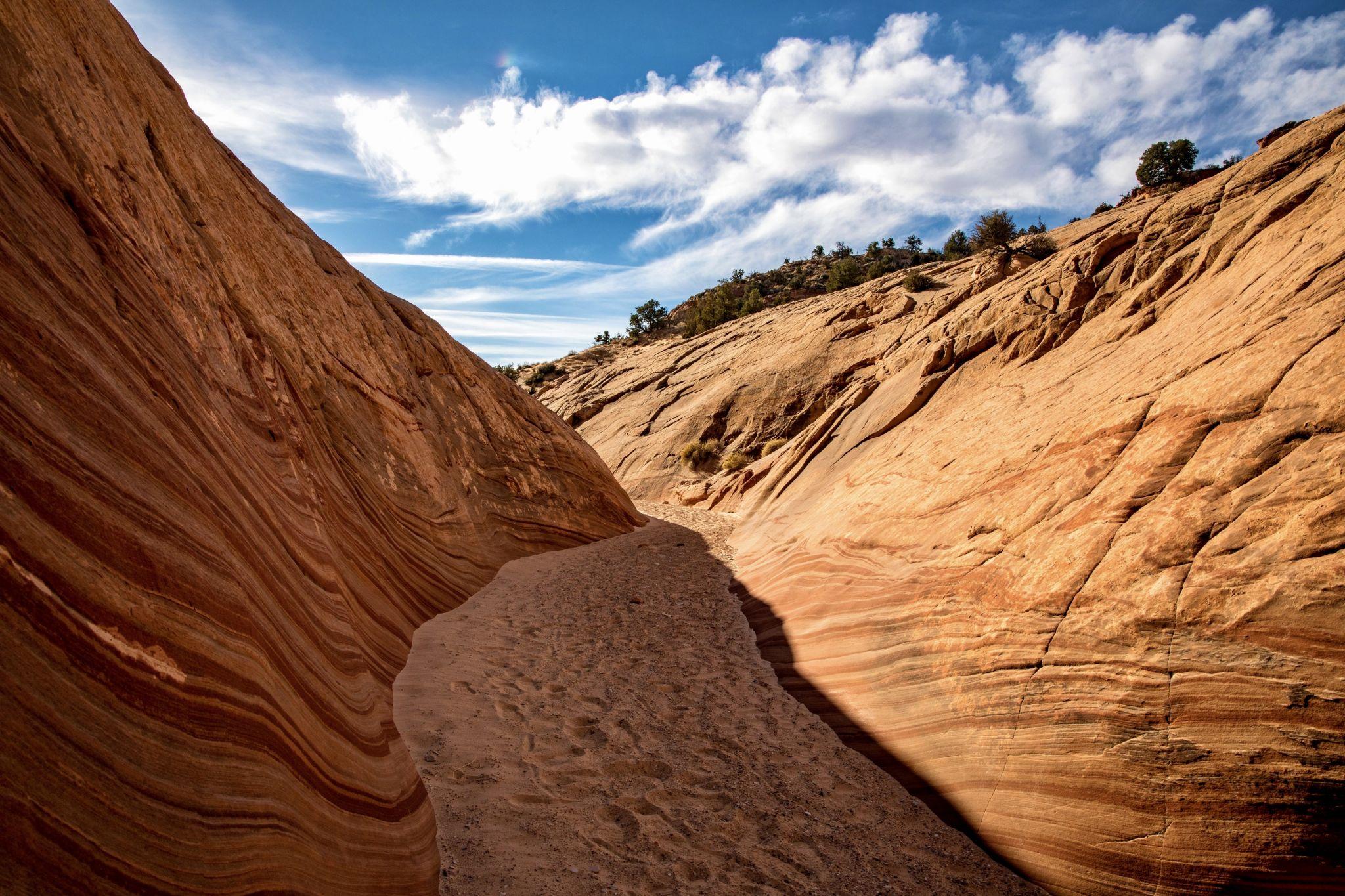 West Fork Bighorn Canyon, USA