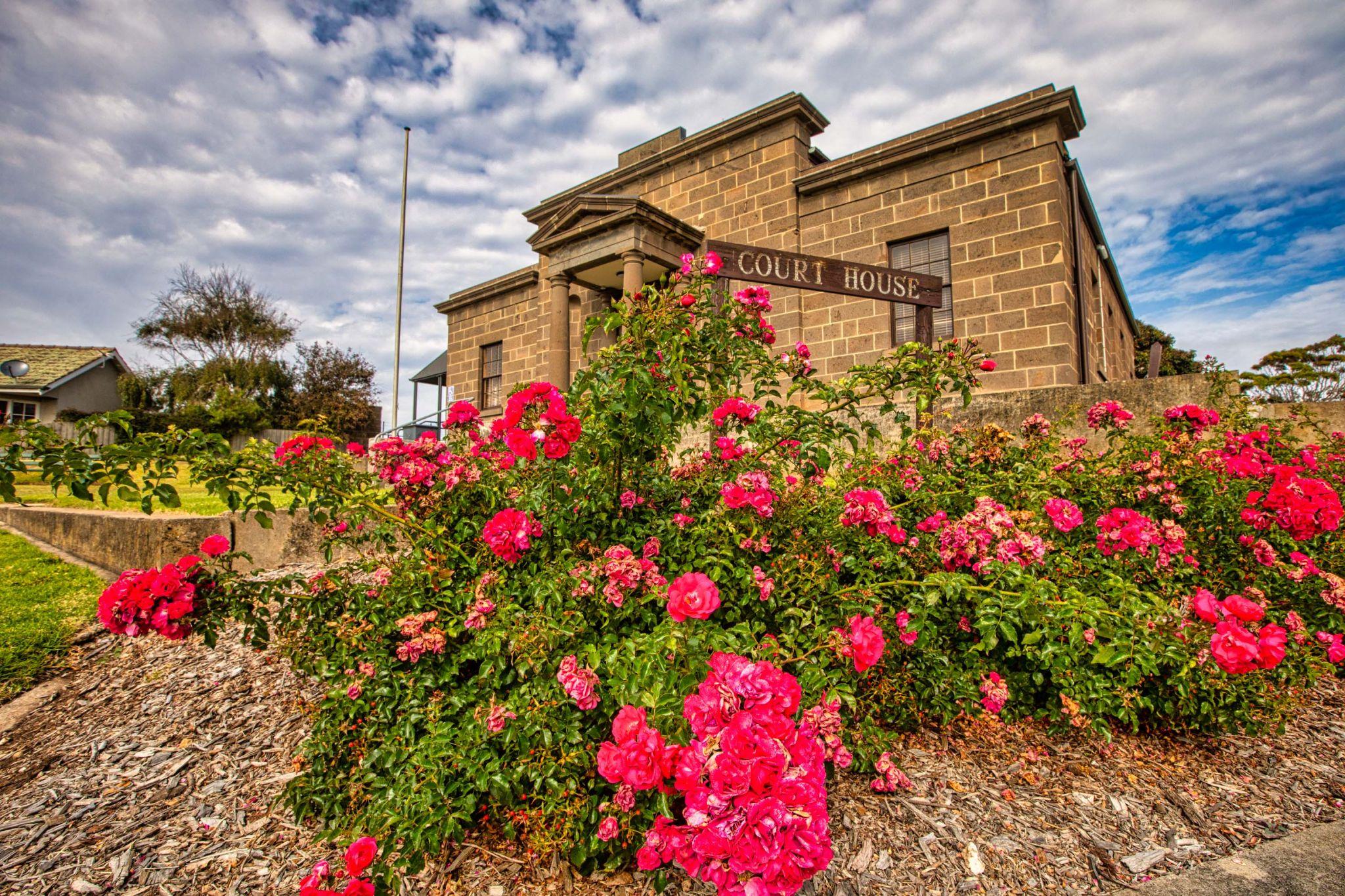 Court House, Portland, Victoria, Australia