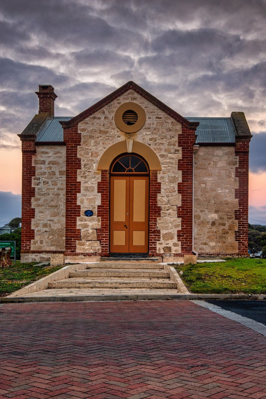 Customs House, Robe, South Australia, Australia