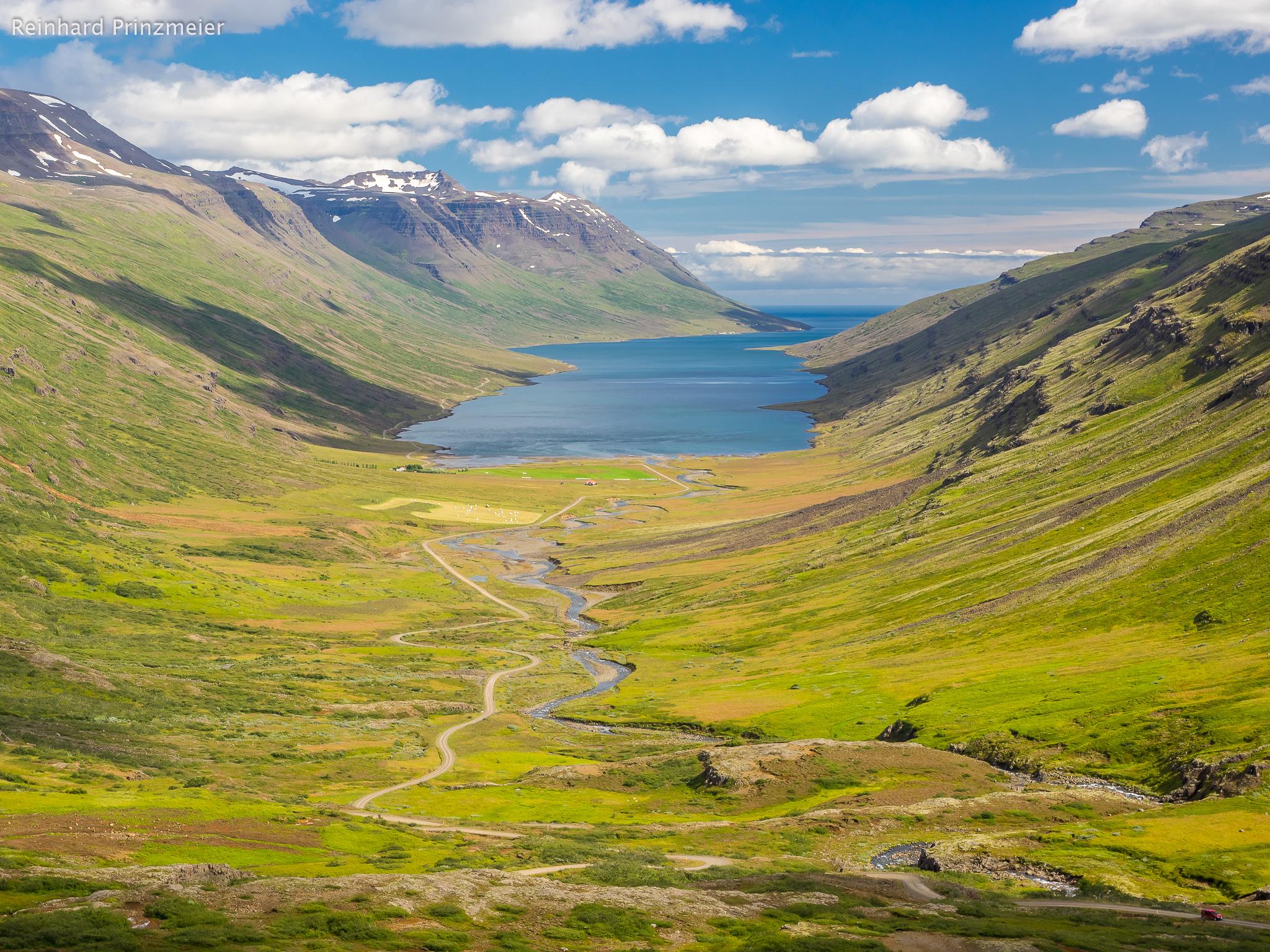 Mjóifjörður, Iceland