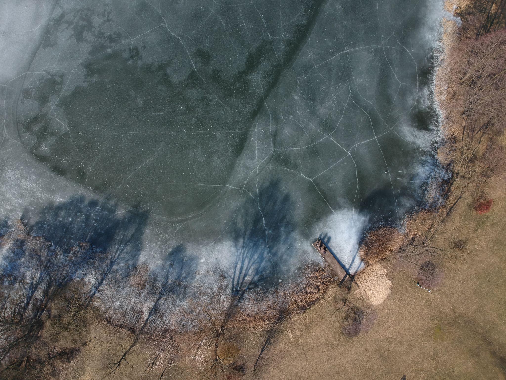Ostrowieckie lake, Poland