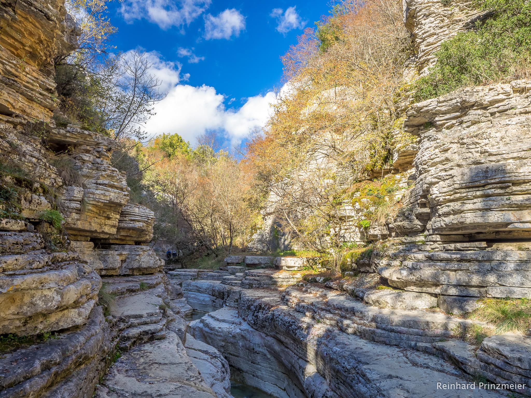 Rogovo Mountain Stream, Greece