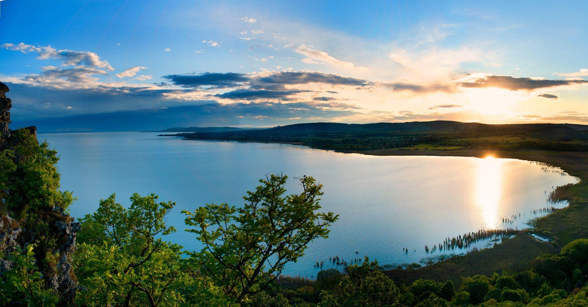 Sajkod Bay, Hungary