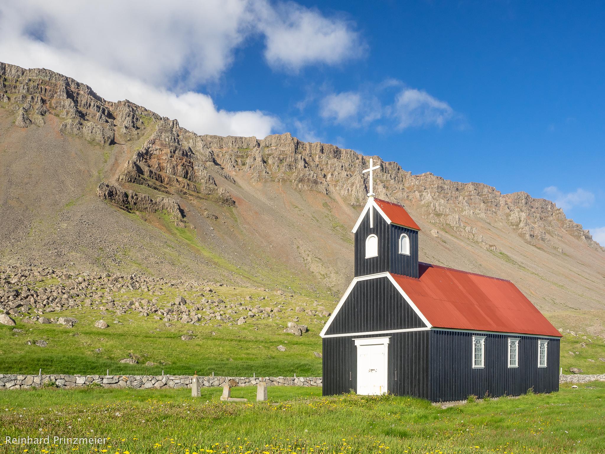 Saurbæjarkirkja (Saurbæjar Church), Iceland