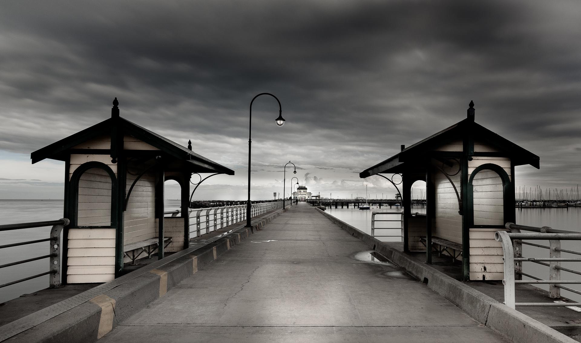St Kilda Pier, Australia