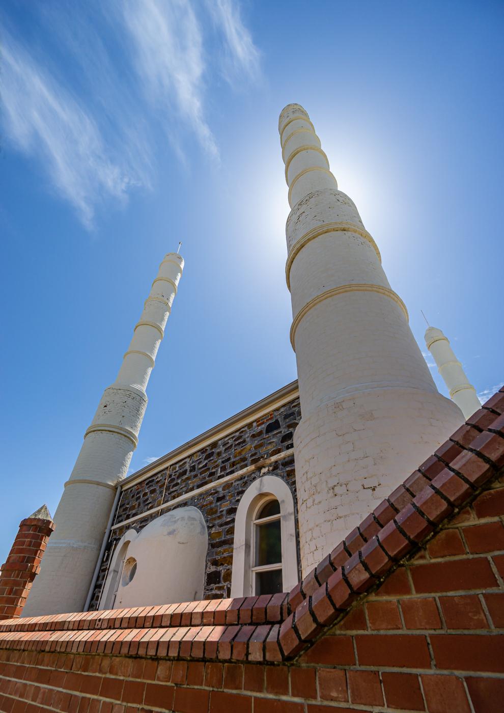 Adelaide Central Mosque, Australia