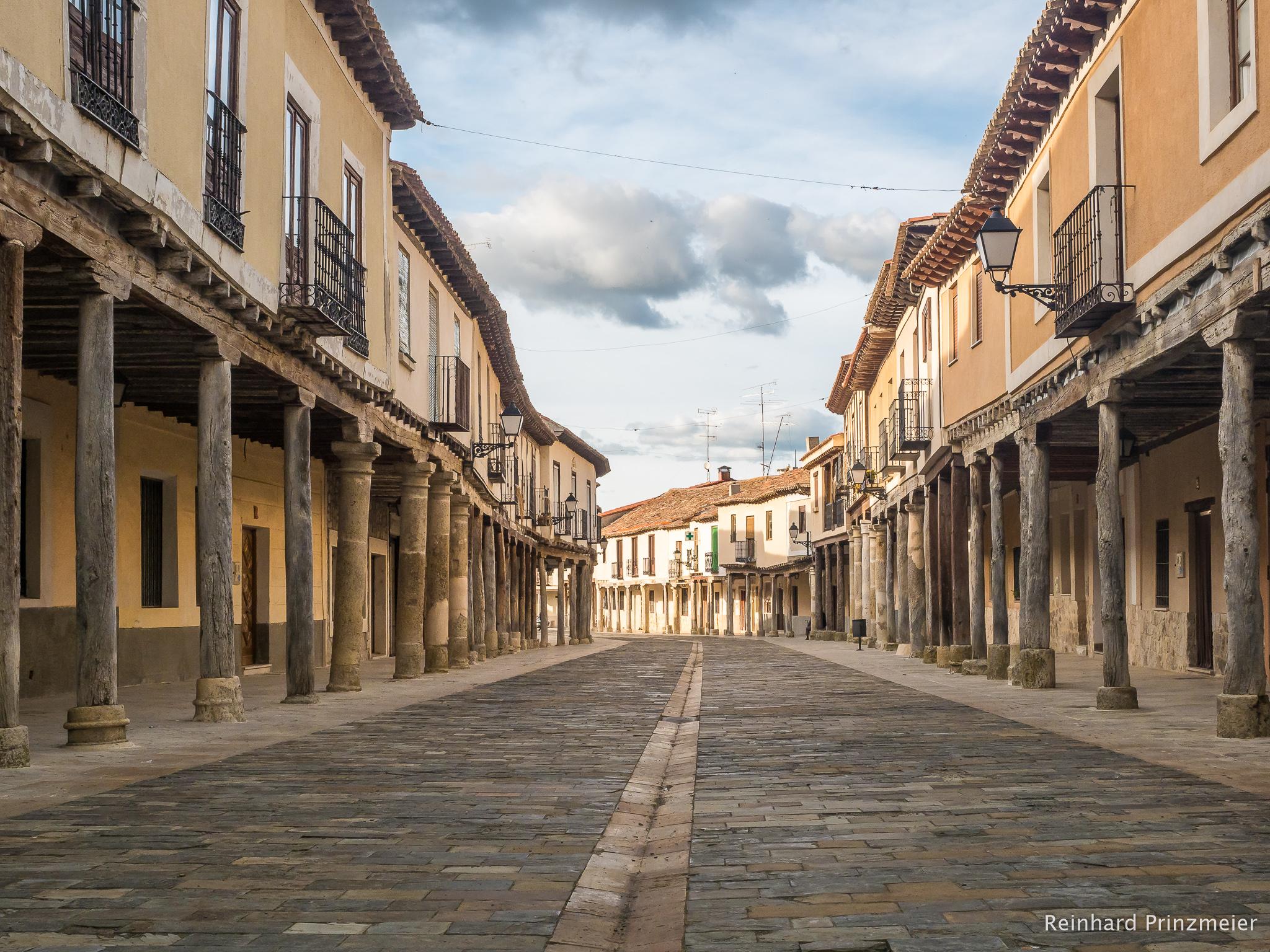 Ampudia, Spain