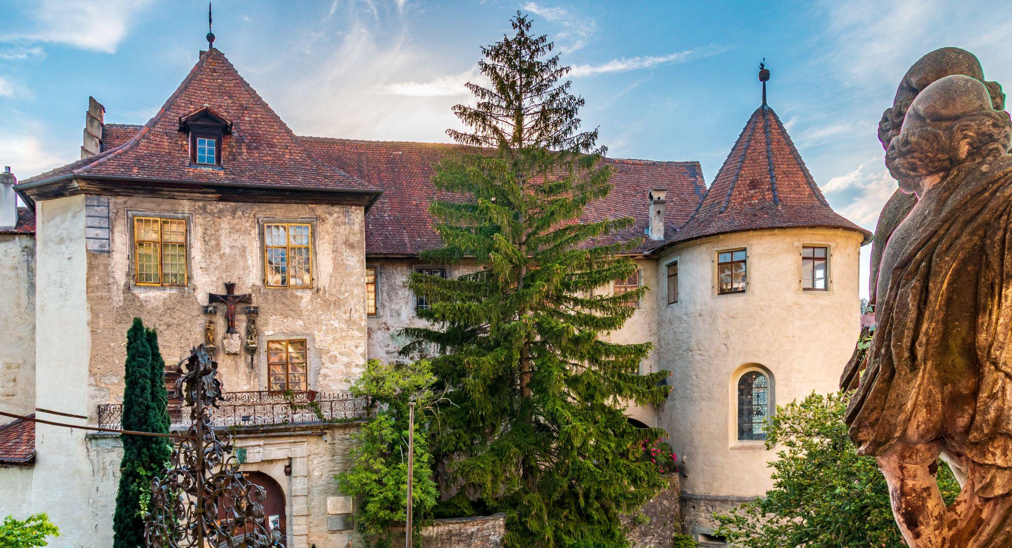 Burg Mersburg, Germany