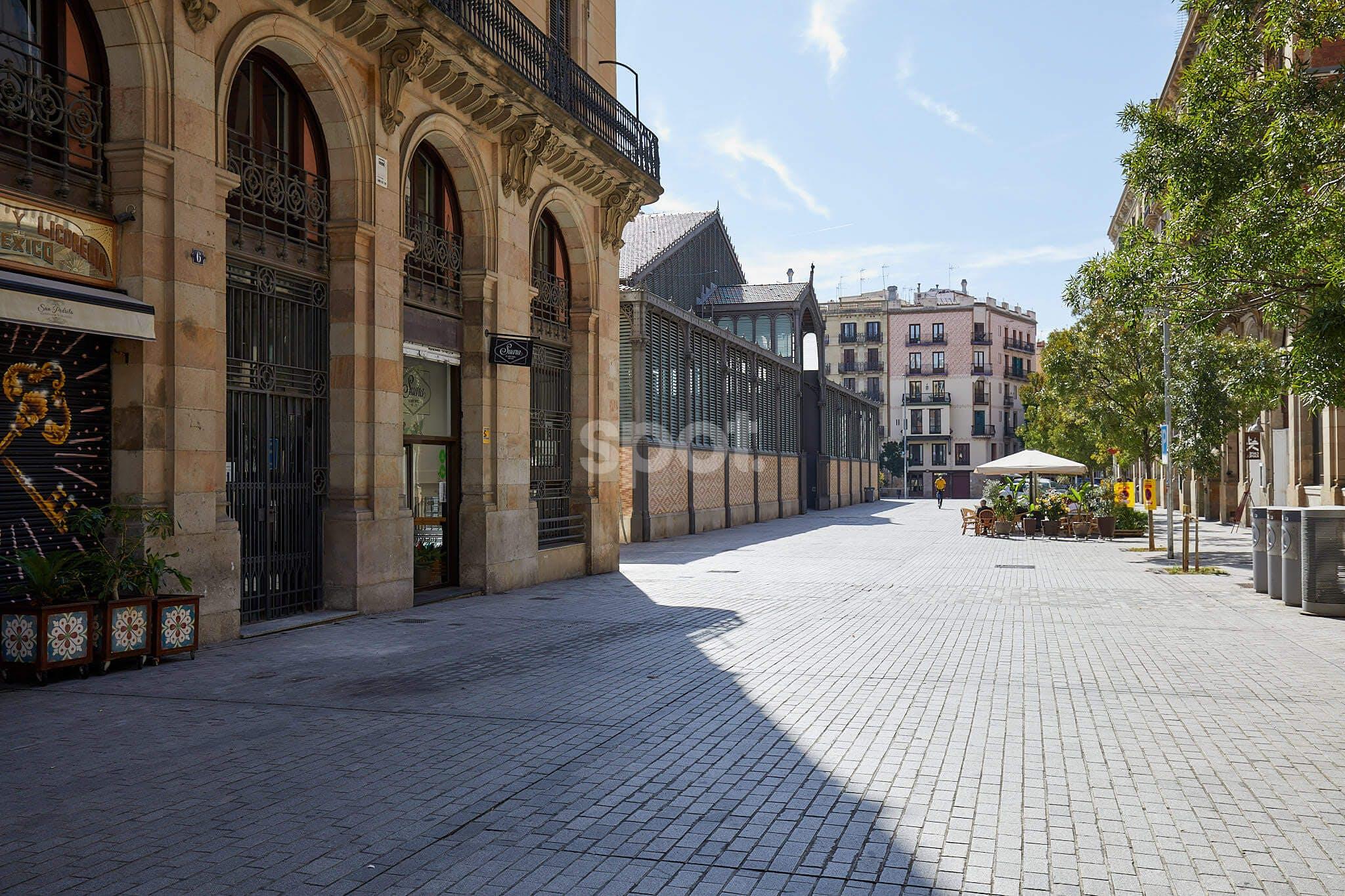 Calle - El Born, Barcelona, Spain