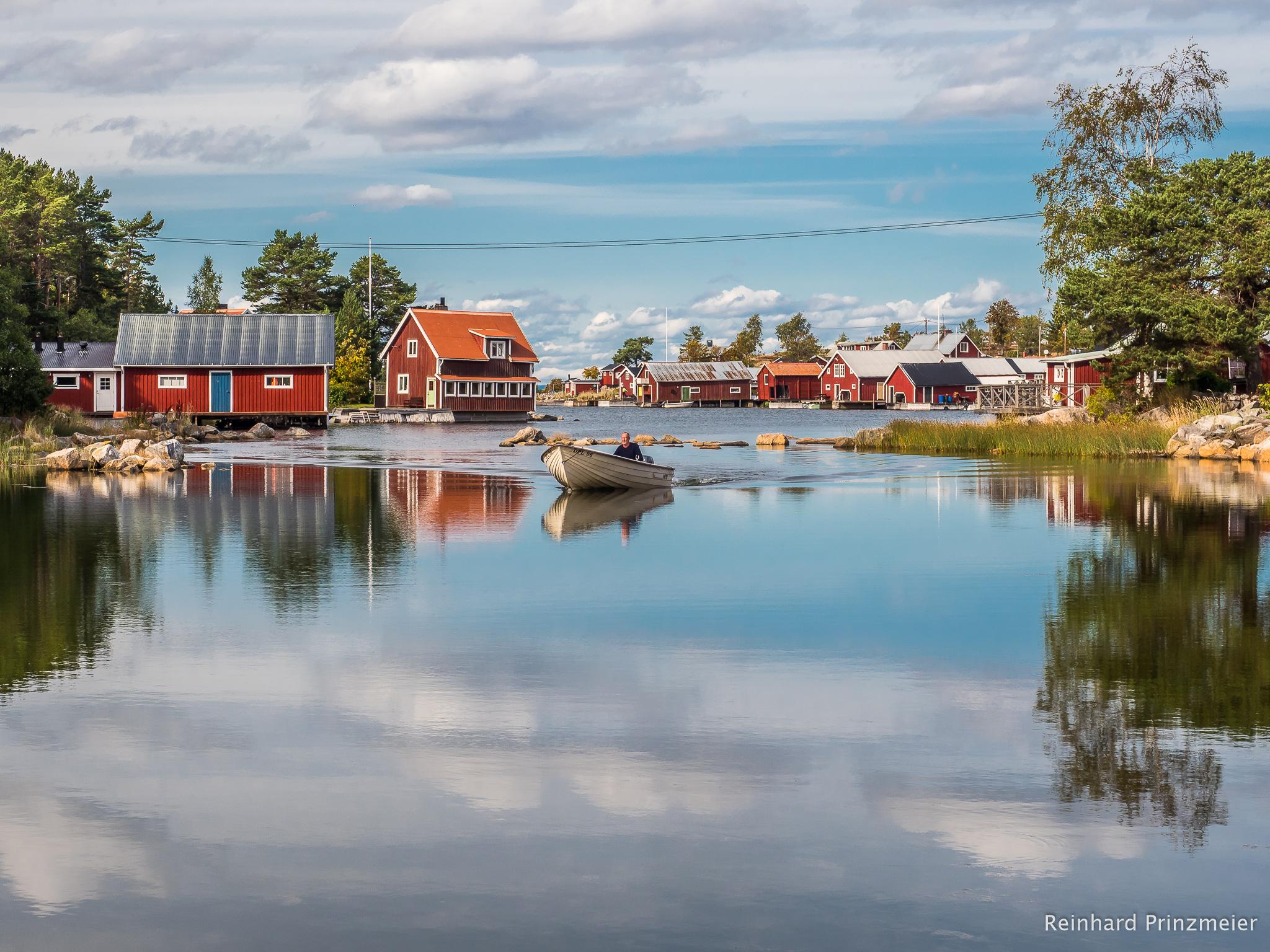 Kuggörarna, Sweden
