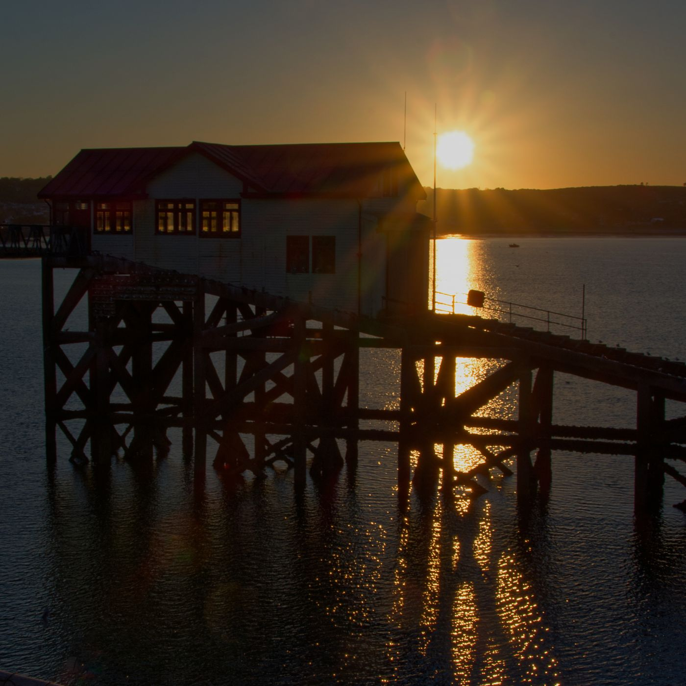 Old RNLI Lifeboat Station, Mumbles Pier, United Kingdom